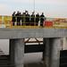 Mauricio Macri inaugura aliviador del arroyo Maldonado (2 de 4)