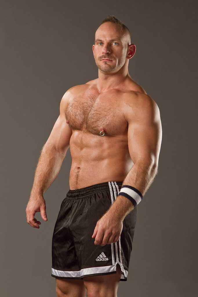 Samuel Colt & Hairy-Chest & Muscles & Hunk | Josh Iver