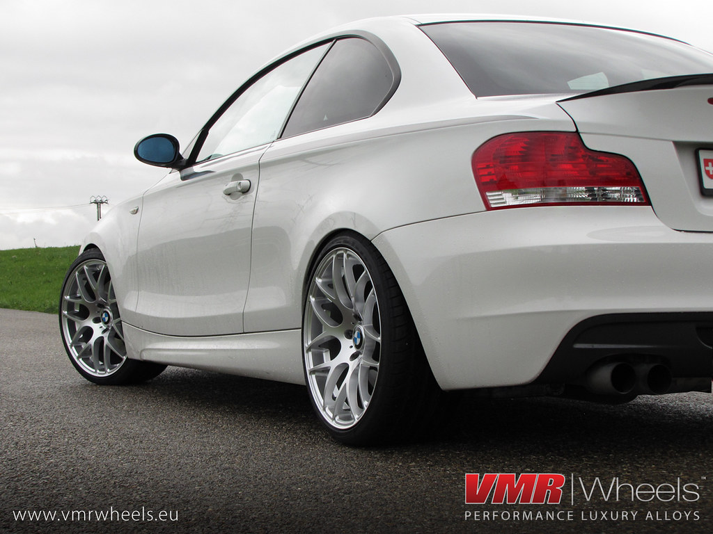 vmr wheels v710 hyper silver bmw 1er coup vmr wheels v7 flickr. Black Bedroom Furniture Sets. Home Design Ideas