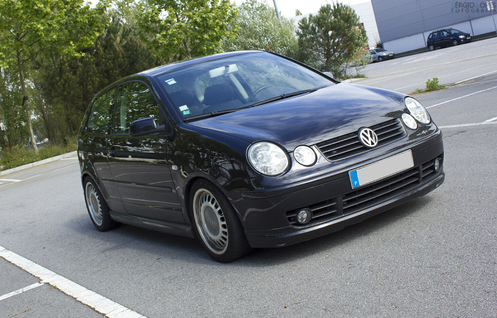 vw polo 9n a8 winters s rgio lopes flickr. Black Bedroom Furniture Sets. Home Design Ideas