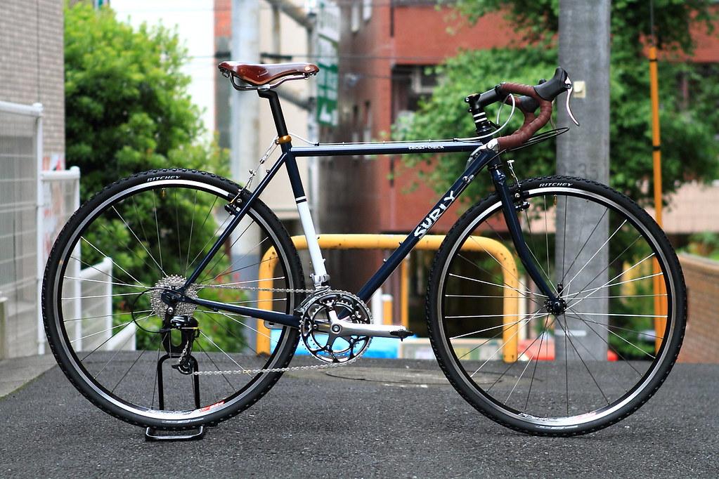 surly cross check complete bike surly crosscheck. Black Bedroom Furniture Sets. Home Design Ideas
