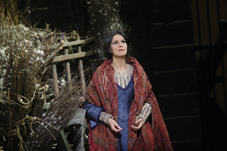 Angela Gheorghiu as Mimi in La bohème © Catherine Ashmore/ROH 2012 | by Royal Opera House Covent Garden