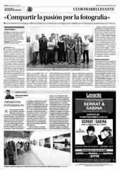 Crónica de prensa de nuestra 1ª exposición colectiva by Quirri