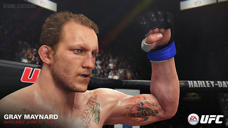 EA SPORTS UFC - Gray Maynard | by easports_ufc