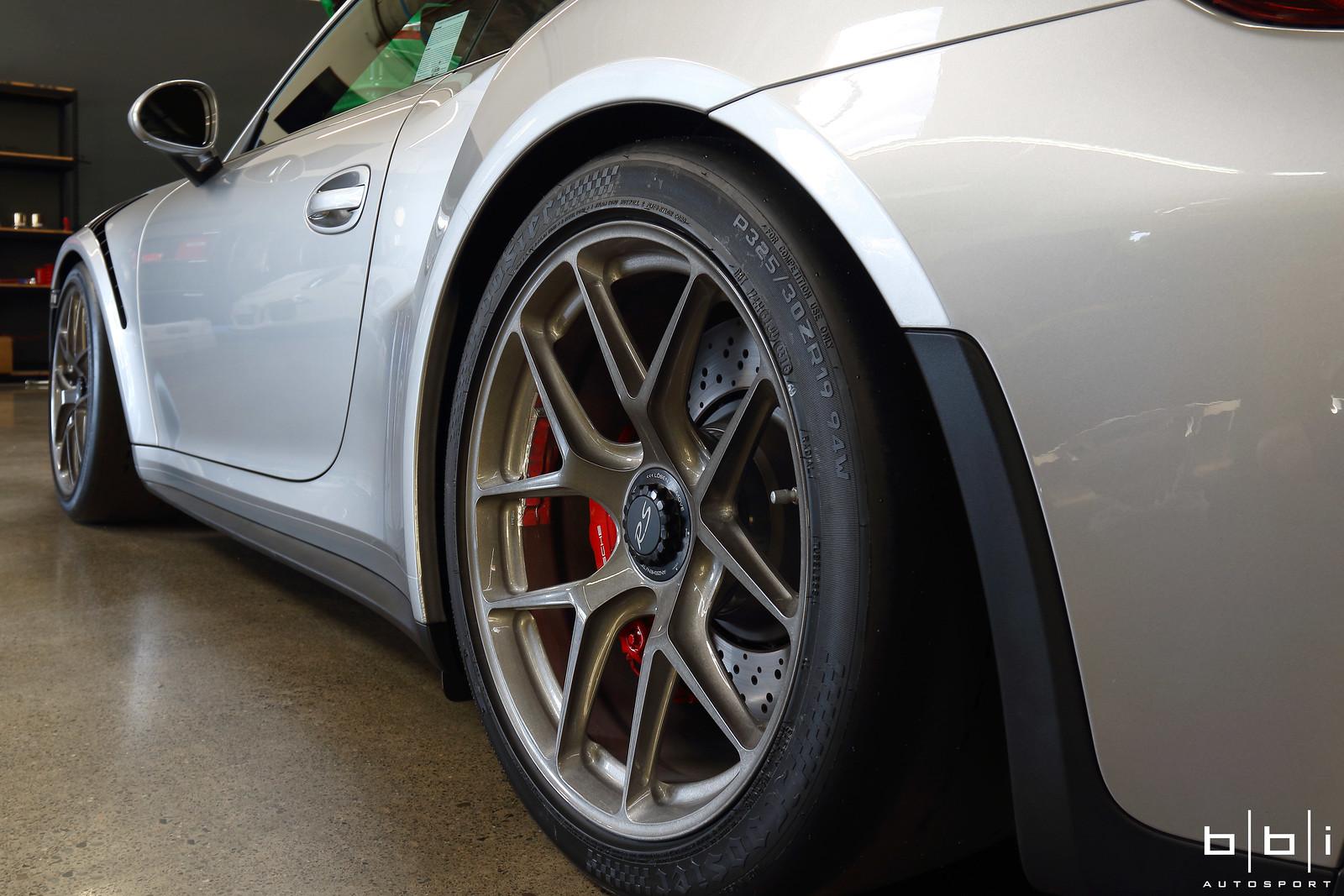 Bbi Porsche 991 Gt3 Gt3rs Cayman Gt4 Sub Strap Mount