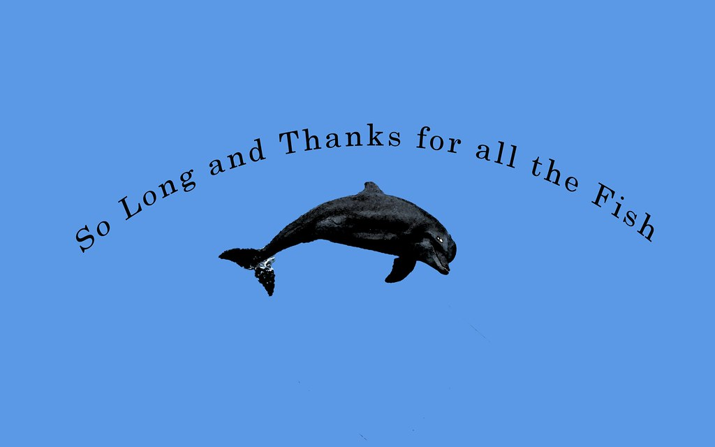 10 so long and thanks for all the fish damn dolphins for How long is fish good for