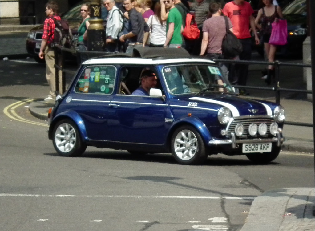 Mini Cooper Forum >> Rover Mini Cooper | 1998 Rover Mini Cooper 1275 | kenjonbro | Flickr