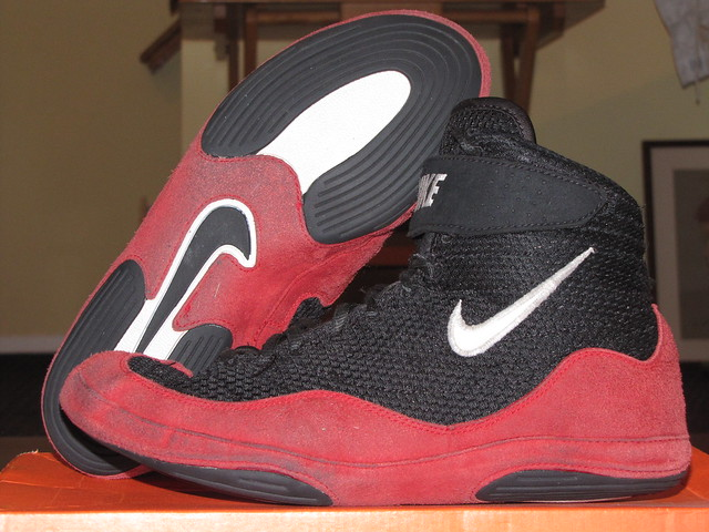 Nike Inflict  Wrestling Shoes Review
