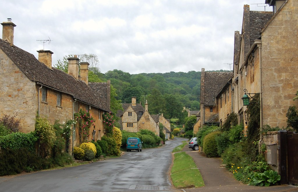 In the Cotswold Village of Stanton | JR P | Flickr