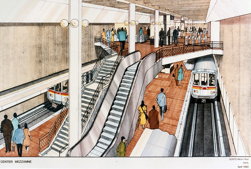 Center Mezzanine | by Metro Transportation Library and Archive