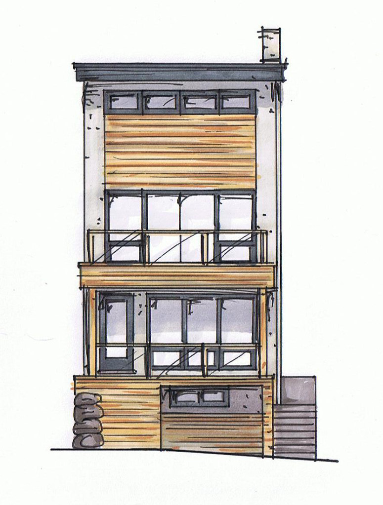 Exterior  Inhabit Home Design  Flickr