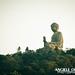 Big Buddha Statue - Tian Tan Buddha, Hong Kong