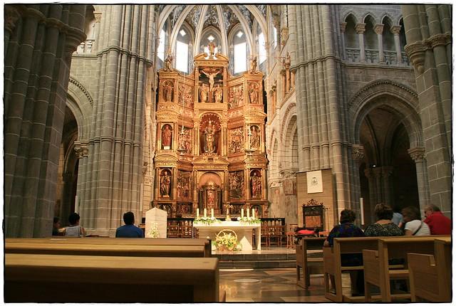 Catedral de Santa María de la Huerta.Tarazona.Zaragoza.  Flickr - Photo Shar...
