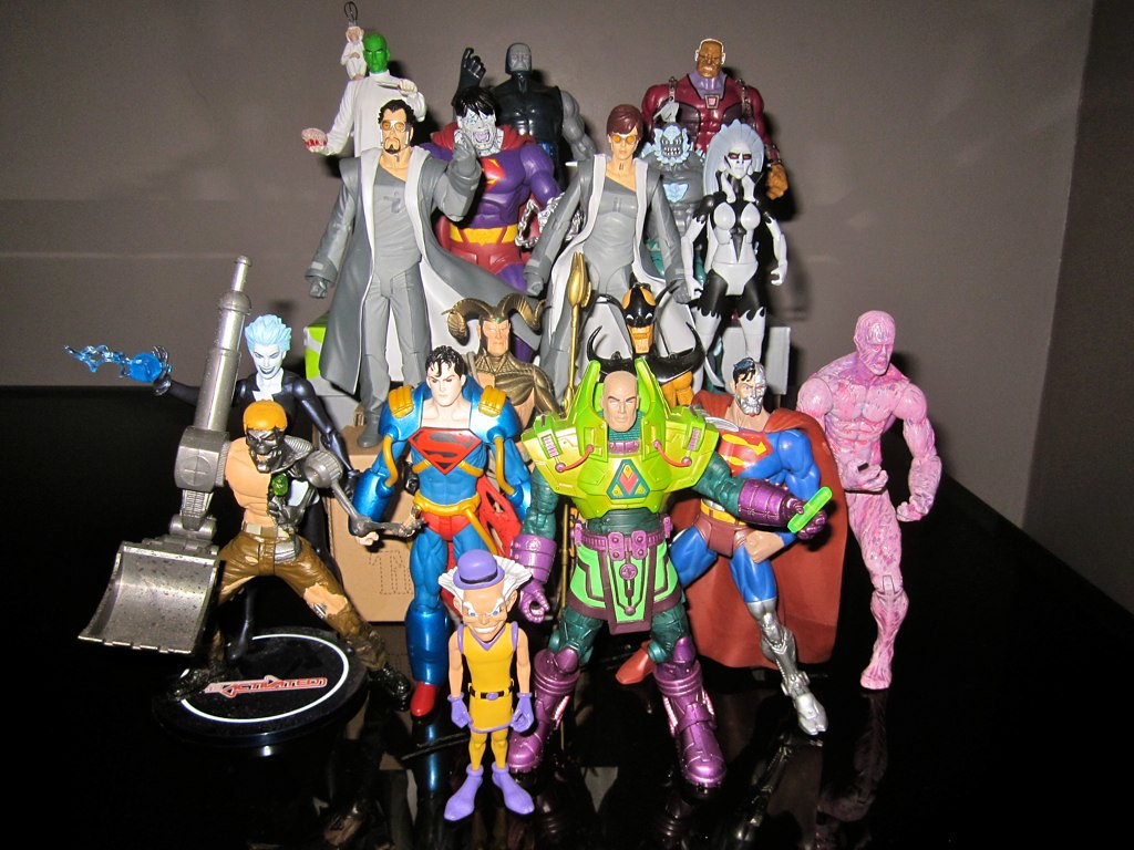 Superman's Rogues Gallery