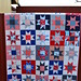 Stars and Stripes quilt