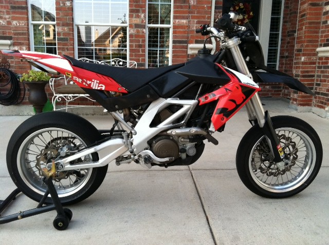 2007 aprilia sxv 550 supermoto for sale marshall haas flickr. Black Bedroom Furniture Sets. Home Design Ideas