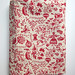 vintage french food fabric