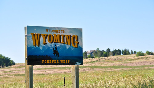 Welcome to Wyoming | by Snap Man