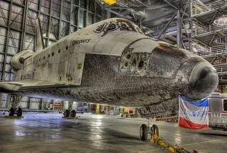 Space Shuttle Discovery – Final Days at NASA | by jurvetson
