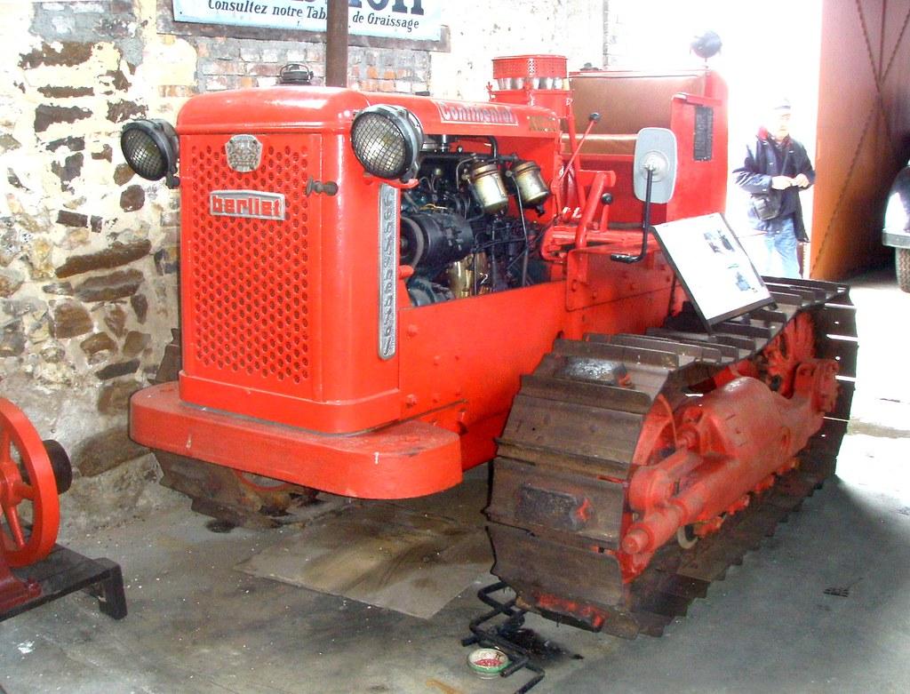 Continental tracteur c...