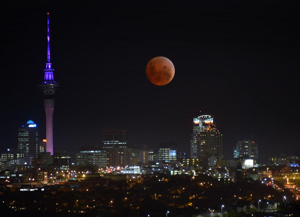 blood moon tonight nz - photo #41