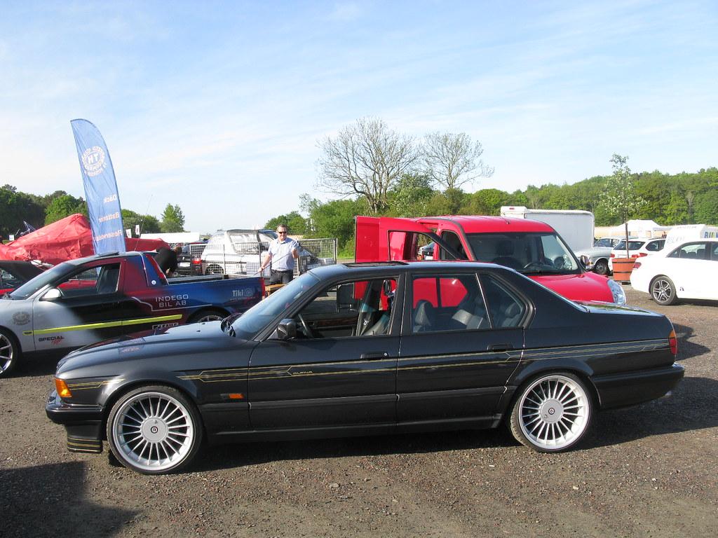 Bmw Alpina B12 5 0 E32 Nakhon100 Flickr