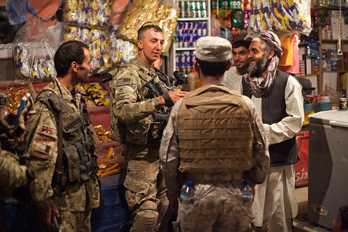 Shop talk | by The U.S. Army