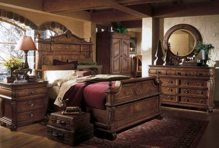 Hillsboro Wellesley Panel Adult Bedroom Furniture Set From Flickr