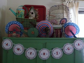 4th of July Decorations | by MissConduct*