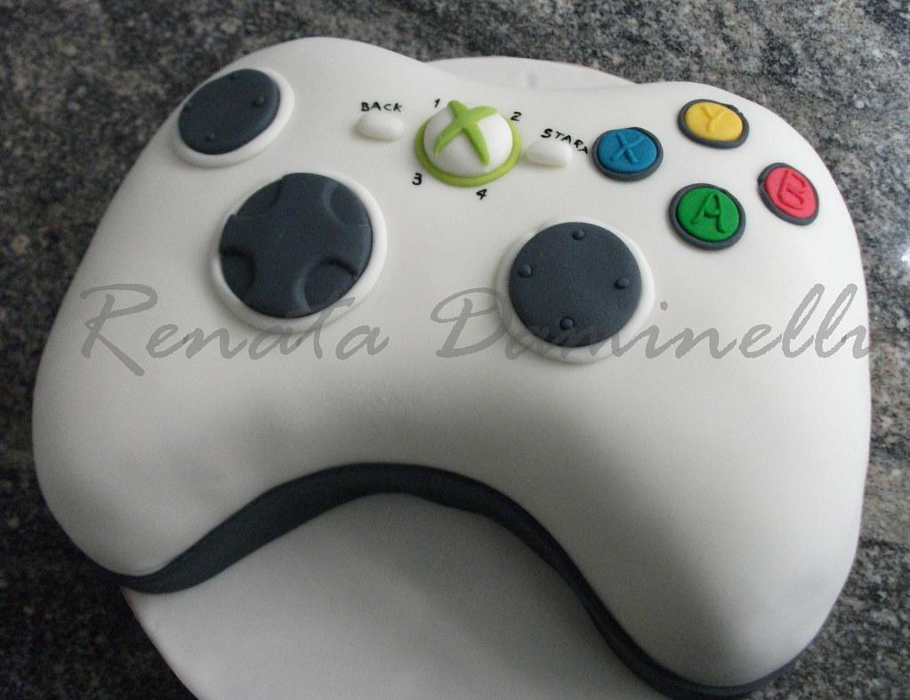 Xbox  Cake Pan