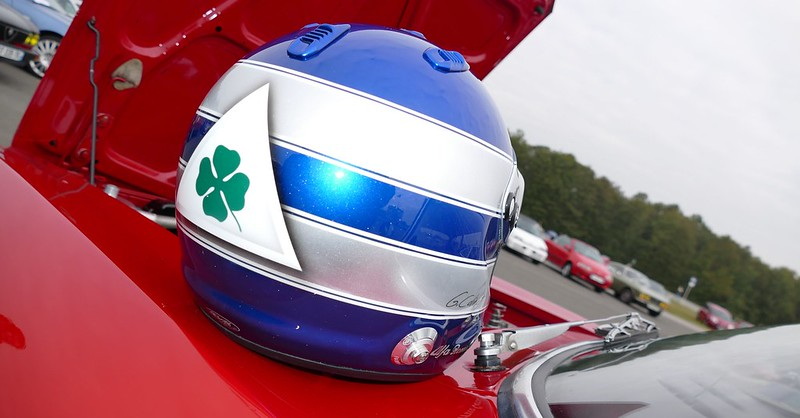 "Alfa Bertone 1750/S2 ""Track-Day"" de Guillaume C. 30207496625_d353ec8555_c"
