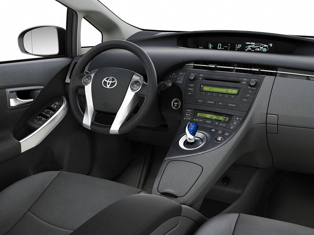 Toyota Prius 2010 Interior | Toyota Motor Europe | Flickr