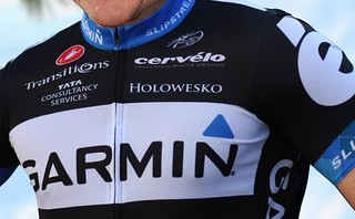 2011 Garmin-Cervelo jersey | by Competitive Cyclist Photos
