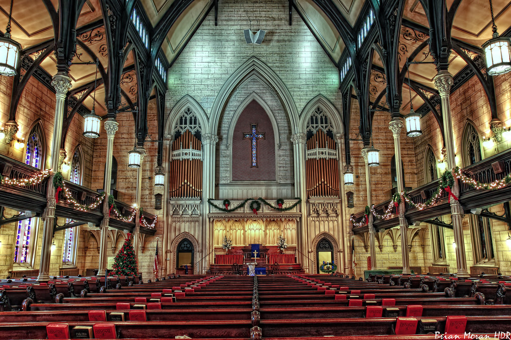 An inside look at the united methodist church