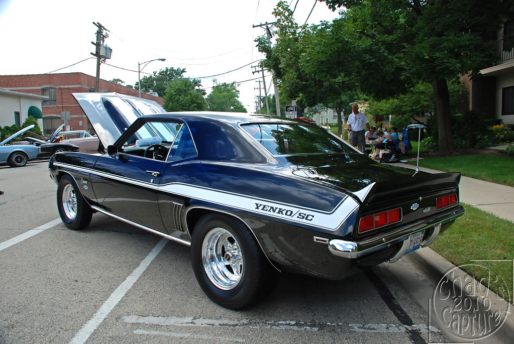 1969 Chevy Camaro Yenko S C Chad Horwedel Flickr