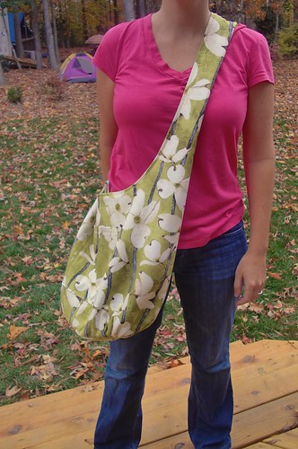 Carrie - Boho Shoulder Bag | by Sew Fun by Jennifer Lopez