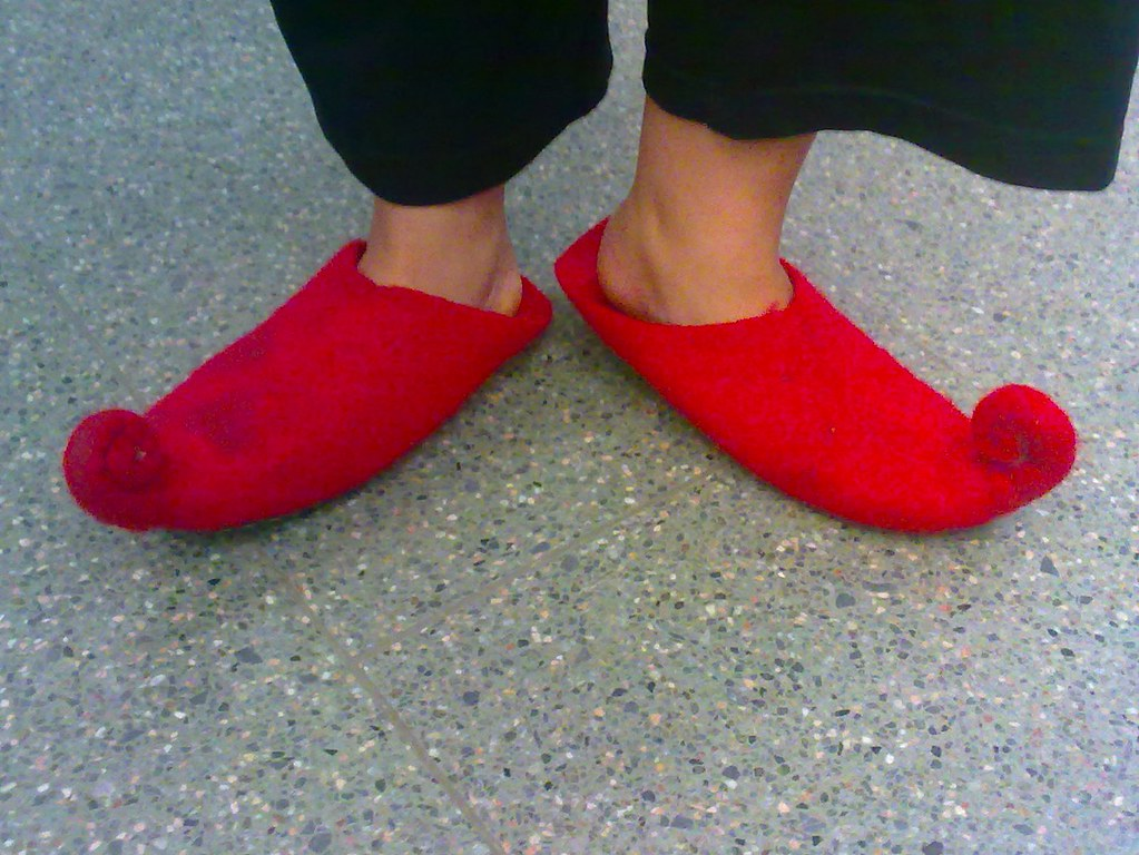 New Shoes Slippers