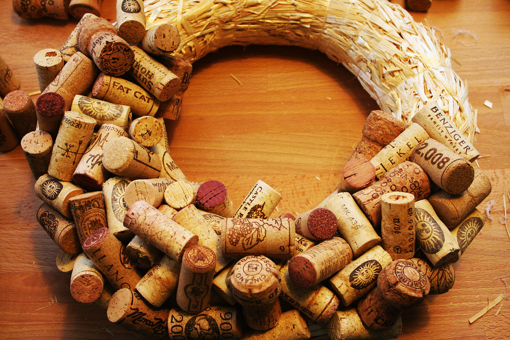Винные пробки – интересное и необычное про винную пробку.
