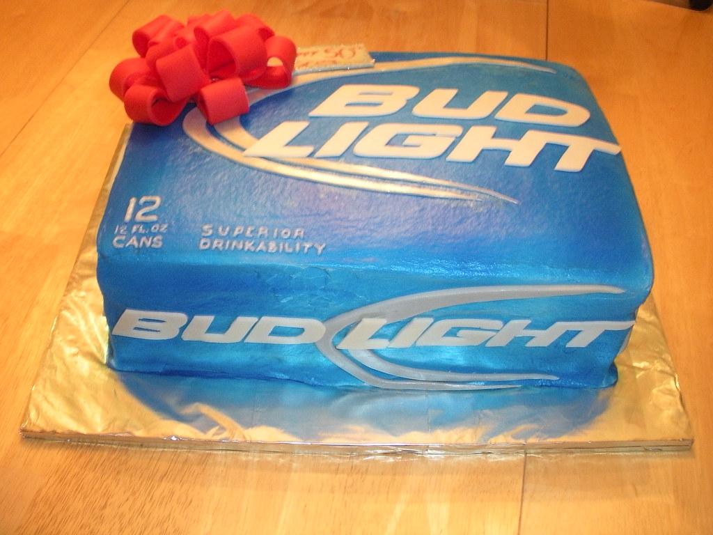 Bud Light 12 Pack Cake Kira Flickr