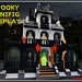 Spooky Minifigure Display