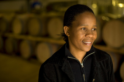 Women in wine cellar | by World Bank Photo Collection