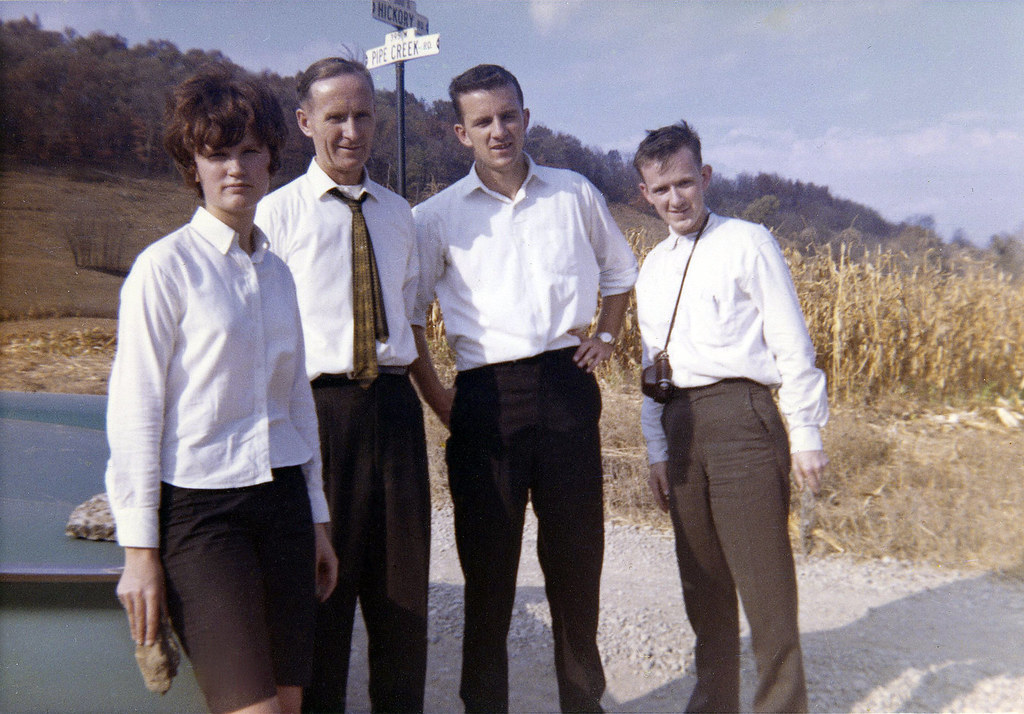 oldenburg indiana 1964 we stopped for a picture that 39 s a flickr. Black Bedroom Furniture Sets. Home Design Ideas