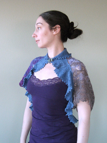 Handspun Shrug_10 | by MissMarnie