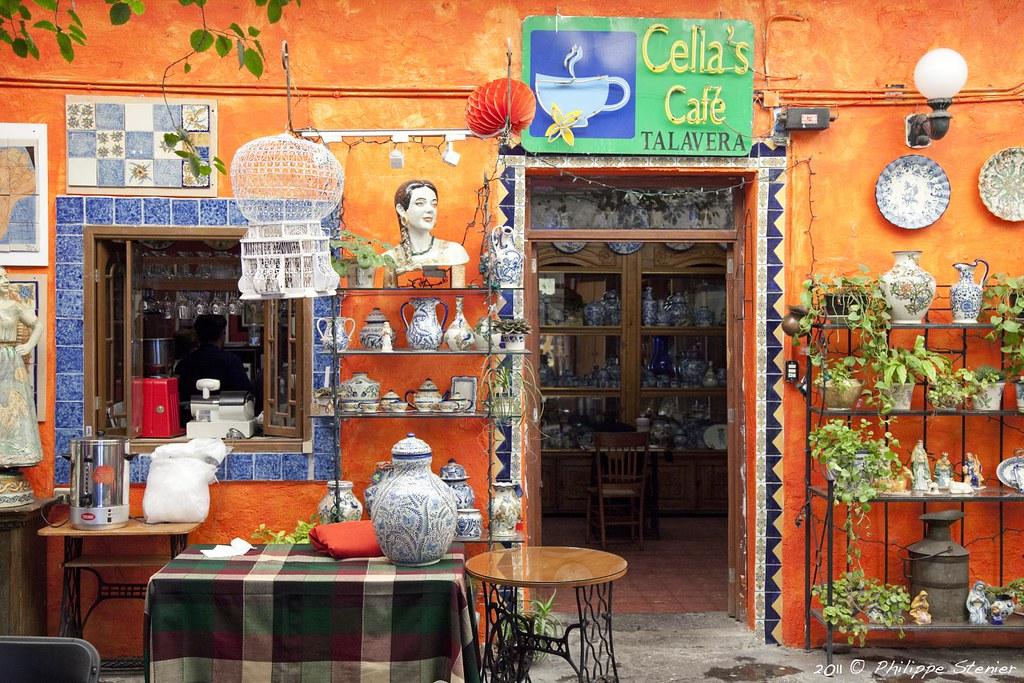 Cella S Caf 233 Puebla Mexico The City Of Puebla Is The