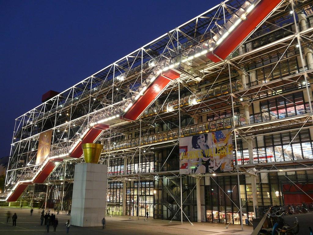 centre pompidou mus 233 e national d moderne place geor flickr