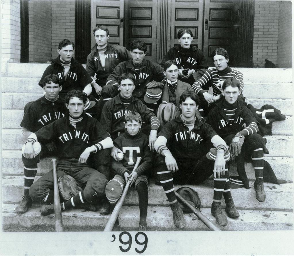 Trinity College Baseball Team, 1899 | Repository: Duke ...