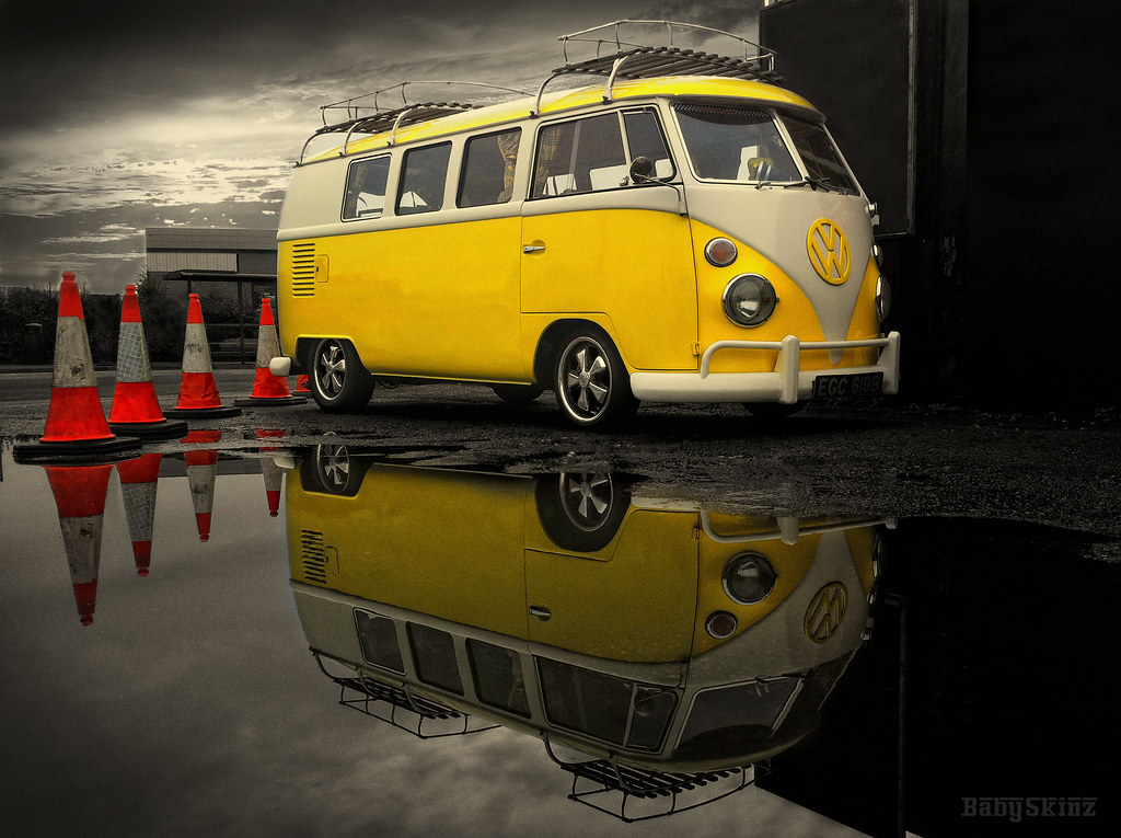vw split window camper tom skinner flickr. Black Bedroom Furniture Sets. Home Design Ideas