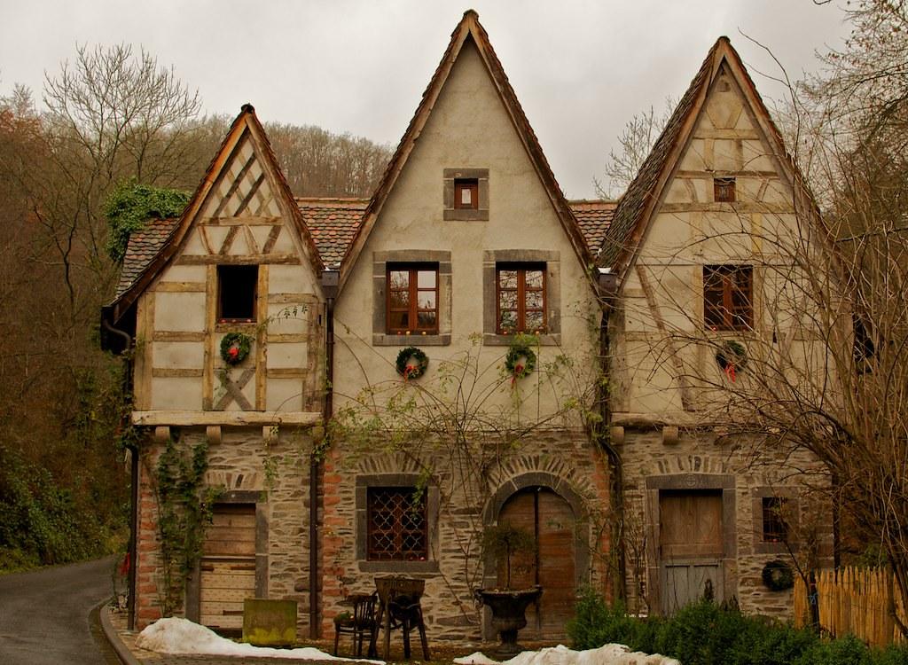 Maison de sorcière  Alex.ace  Flickr