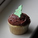 Sticky Fingers Holiday Cupcake