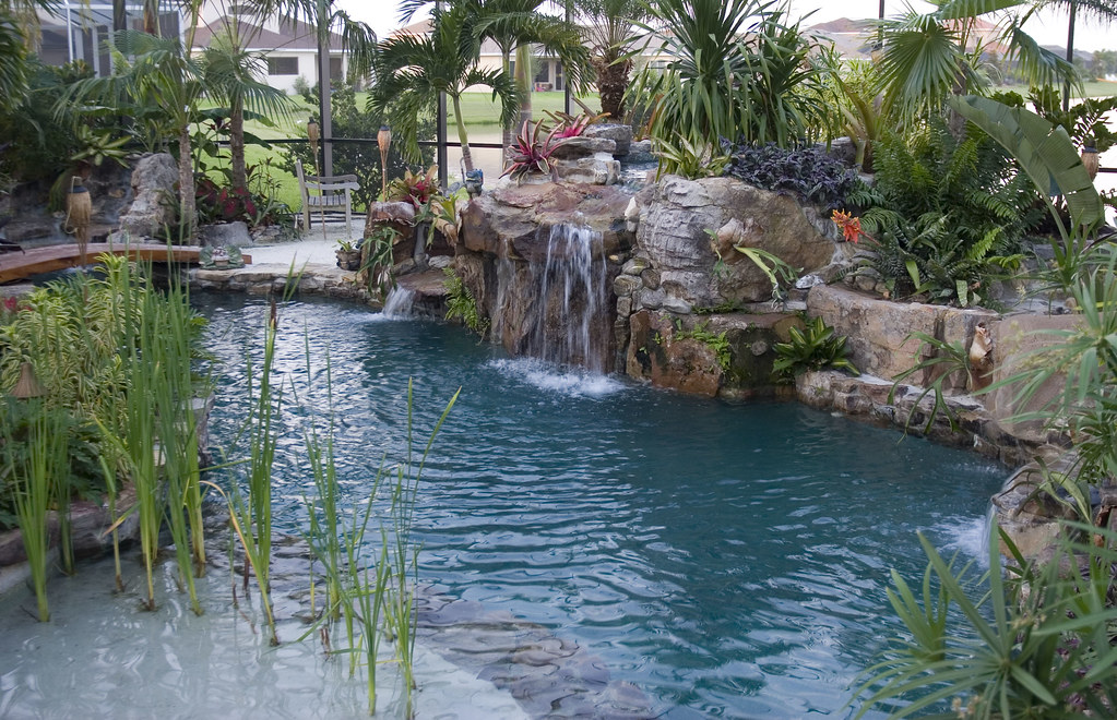 5 Complete Outdoor Designs Of Swimming Pools The Number